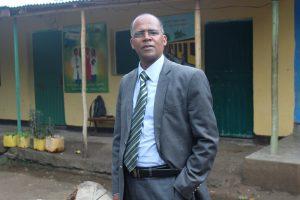 Alemayehu Anjulo – EKHC Discipleship Dept. Head
