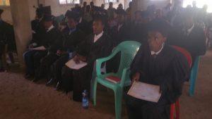 DMPT Graduates – Pawe town 2019