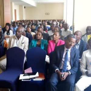 Some participants from the Christian Parliamentary
