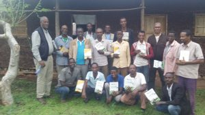 Participants of Pastoral Ministry Network – Kucha town 2018